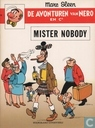 Comic Books - Nibbs & Co - Mister Nobody