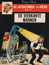 Comic Books - Nibbs & Co - De vierkante mannen