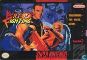 Jeux vidéos - Nintendo SNES (Super Nintendo Entertainment System) - Art of Fighting