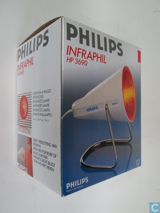 philips infraphil hp 3690 philips catawiki. Black Bedroom Furniture Sets. Home Design Ideas