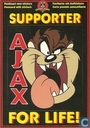 Ansicht met stickers Ajax / Looney Tunes