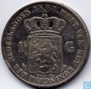 Netherlands 1 gulden 1848
