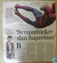 'Sympathieker dan Superman'