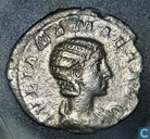 Roman Empire, AR Denarius, 222-235 AD, Julia Avita Mamaea, mother of Severus Alexander 222 AD, Rome