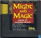Video games - Sega Mega Drive / Sega Genesis - Might And Magic: Gates to Another World