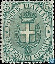 Postage Stamps - Italy [ITA] - Heraldry