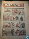 Comic Books - Kapoentje, 't (magazine) (Dutch) - 1958 nummer  5