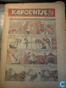 Comic Books - Kapoentje, 't (magazine) (Dutch) - 1958 nummer  22