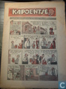Comic Books - Kapoentje, 't (magazine) (Dutch) - 1958 nummer  11