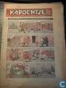 Comic Books - Kapoentje, 't (magazine) (Dutch) - 1958 nummer  13