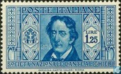 Postage Stamps - Italy [ITA] - Dante Association