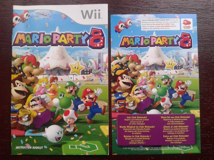nintendo wii game mario party 8 catawiki. Black Bedroom Furniture Sets. Home Design Ideas