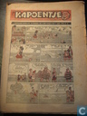 Comic Books - Kapoentje, 't (magazine) (Dutch) - 1957 nummer  31