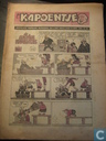 Comic Books - Kapoentje, 't (magazine) (Dutch) - 1957 nummer  37