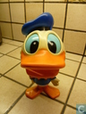 Donald Duck pratend