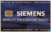 Siemens, mobility for a moving world