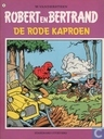 Comic Books - Robert en Bertrand - De Rode Kaproen