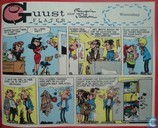 Comic Books - Guust - Winterslaap