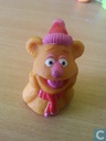 Fozzie bear finger doll