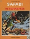 Comic Books - Safari - De regenmaker