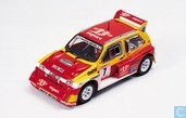 "MG Metro 6R4 #7  ""33 Export"" D.Auriol Champion de France Rallye Des Garrigues 1986"