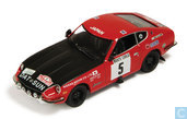 Datsun 240Z  Rallye Monte Carlo 1972 #5 Aaltonen R. - Todt J.   Night version