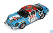 Alpine A110 1800 #1, Rally San Remo 1973  J L.Therier J.Jaubert
