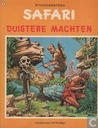 Comics - Safari - Duistere machten