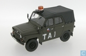 UAZ 469 Czechoslovakia Airfield Army