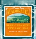 Green Tea with Paw Paw Leaf