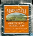 Green Tea & Papaya Leaf