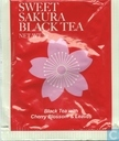 Black Tea with Cherry Blossom & Leaves