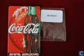 COCA COLA SINGTEL WORDLCARD
