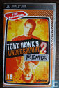 Tony Hawk's underground 2 remix  (PSP Essentials)