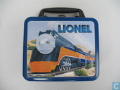 Cans / tins / jars - Sherwood Brands , INC - Lionel Trains - Lines