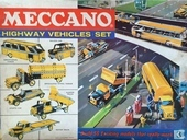 Meccano Highway Vehicles set
