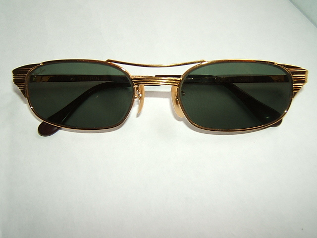 4df533584c84a1 order ray ban signet sunglasses with bausch lomb glasses a24ce 140c2