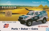 Most valuable item - Dakar 2000