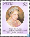 Queen Elizabeth-80th birthday