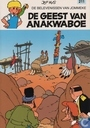 Comic Books - Jeremy and Frankie - De geest van Anakwaboe