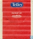 Sachets et étiquettes de thé - Tetley - Around The Clock