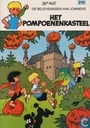Comic Books - Jeremy and Frankie - Het pompoenenkasteel