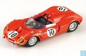 Bizzarrini P358 Spyder, No.10 Le Mans 1966 Wicky - Berney