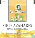 Tea bags and Tea labels - La Pastora - Siete Azahares