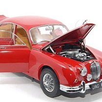 1962 JAGUAR MARK II 3.8 #1 BOB JANE AUSTRALIAN TOURINGCAR 1//18 MODEL ICONS 32106