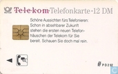 Most valuable item - Das Auge telefoniert mit
