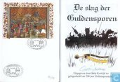 Comic Books - Strip der Gulden Sporen [Declercq] - Strip der gulden sporen