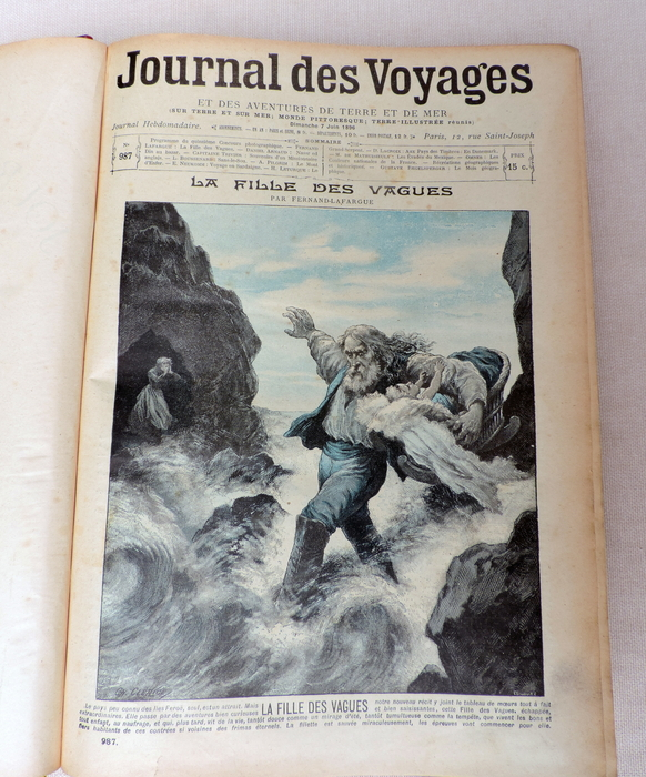 voyages journal des voyages tomes 35 40 en 3 volumes 1894 1897 catawiki. Black Bedroom Furniture Sets. Home Design Ideas