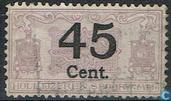 Railway stamp (11:11½ toothing)