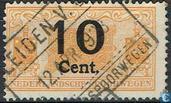 Railway stamp (12:11½ toothing)